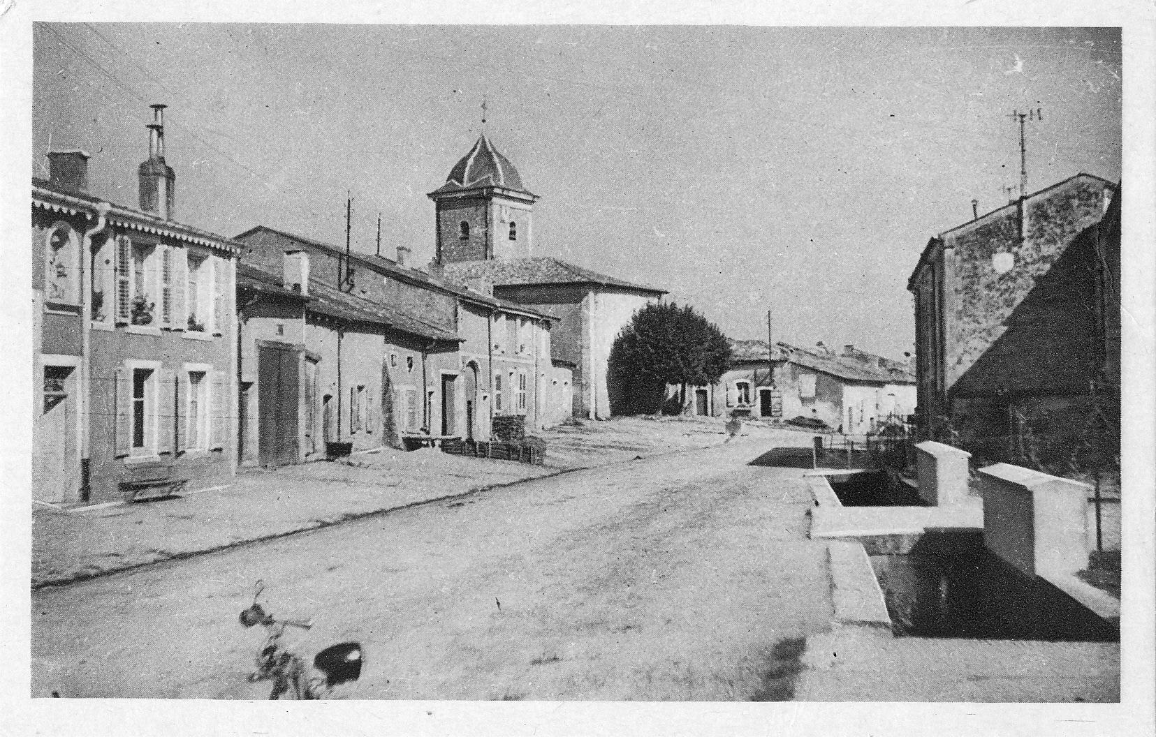 Notre village au XXème siècle