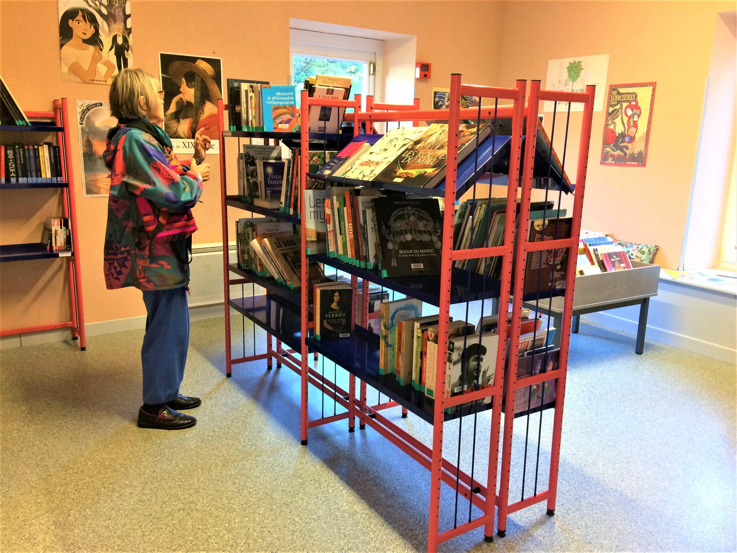 Venez découvrir notre bibliothèque municipale !